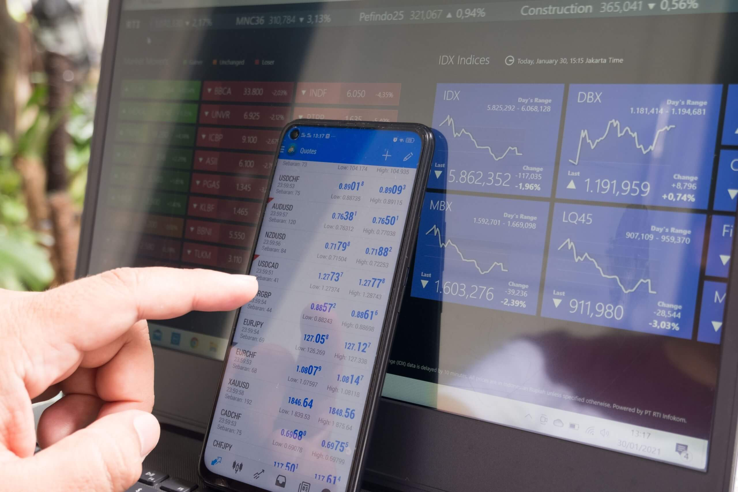 2021股票投資趨勢